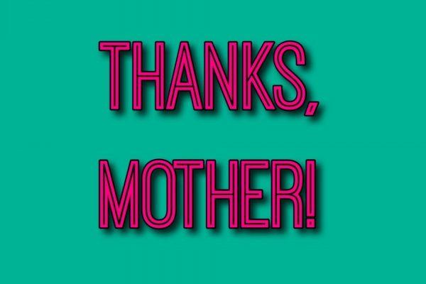 母の日の営業について